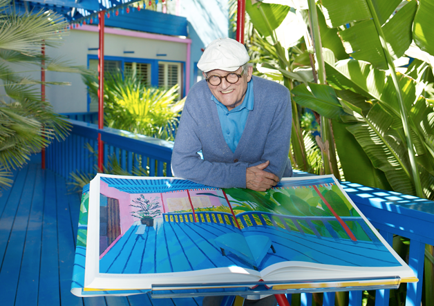 Hockney Goes SUMO!