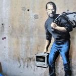 Banksy On Display