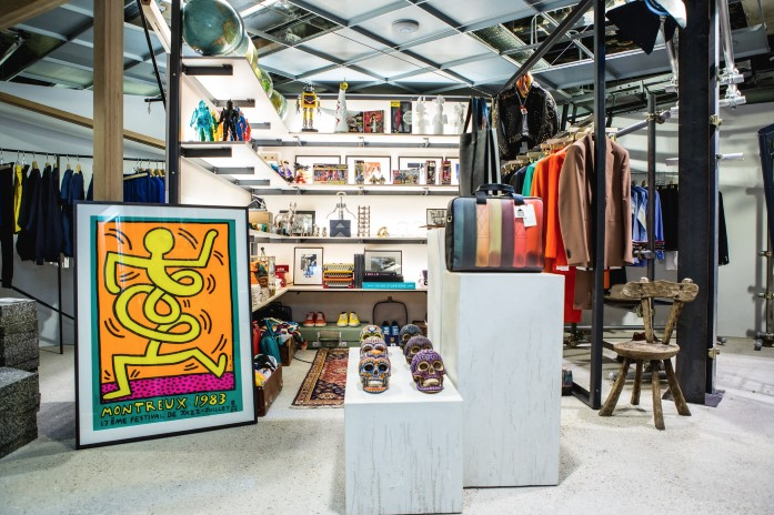 Paul Smith And The New Dover Street Market