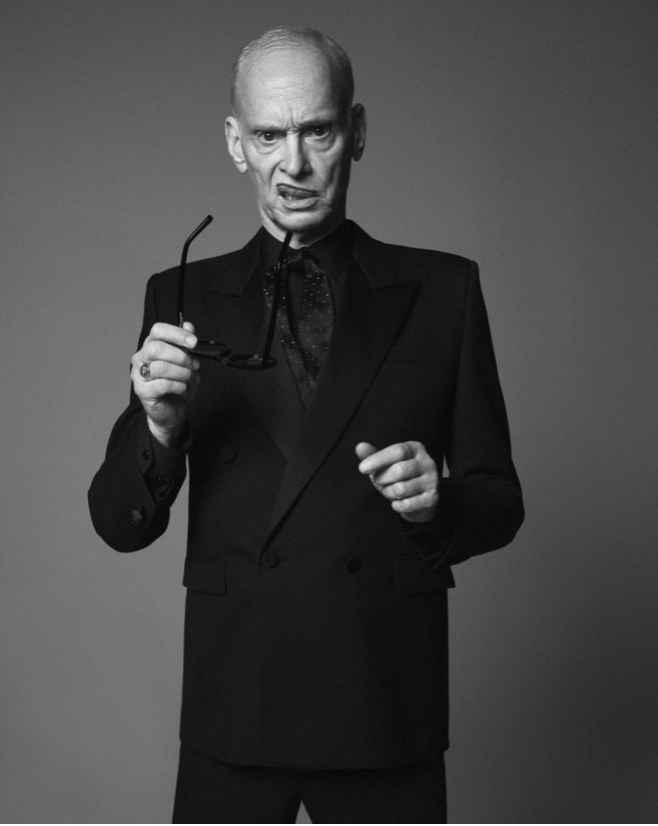 YSL Does John Waters